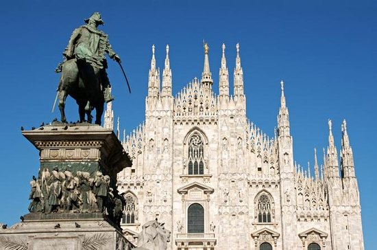 Milan Half-Day Sightseeing Tour with...