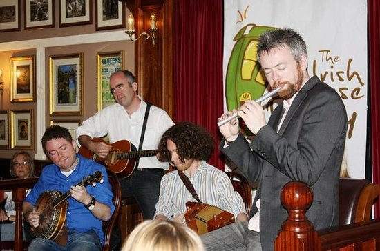 Irish House Party a Dublino con cena