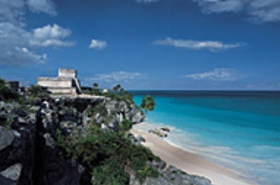 Tulum and Xel-Ha from Riviera Maya