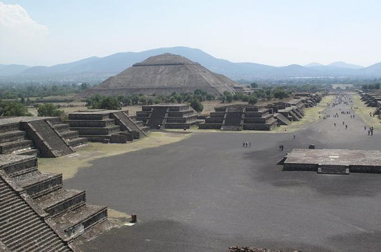 Teotihuacan Pyramids and Shrine of...