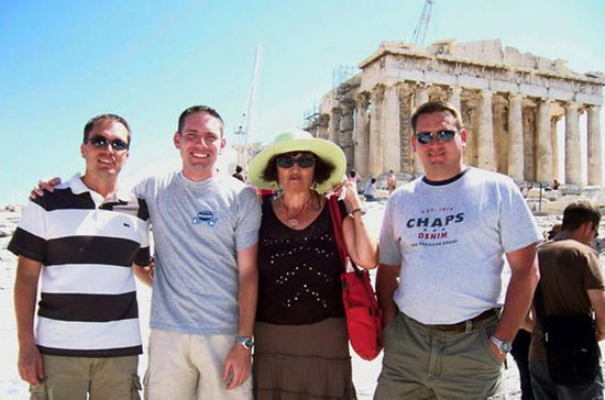 Acropolis of Athens Tour