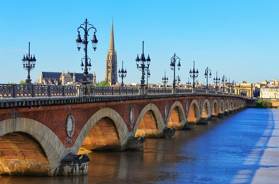 Bordeaux City Sights Guided Walking...