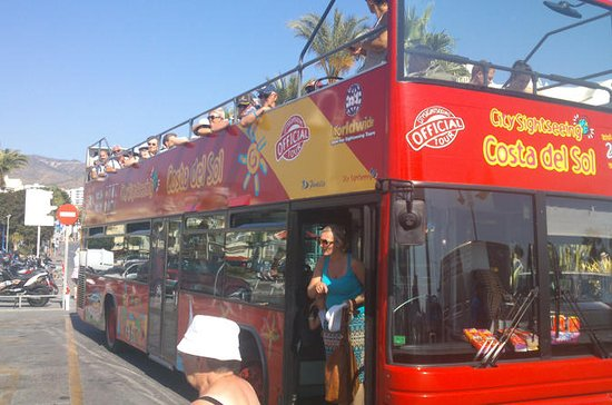 City Sightseeing Benalmadena Hop-On...