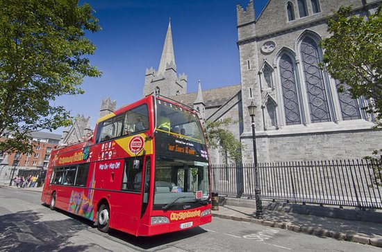 Dublin City Sightseeing Hop-On...