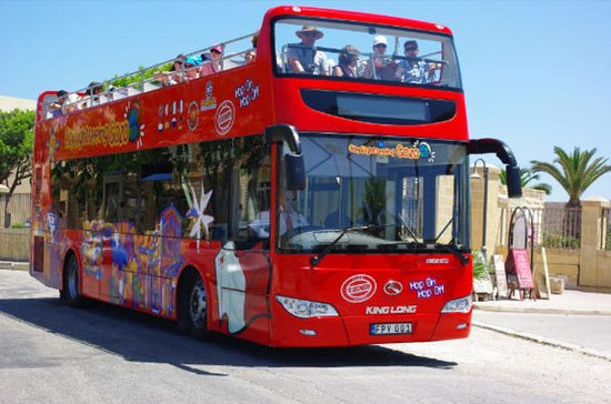 Tour Hop-On Hop-Off di Gozo con City