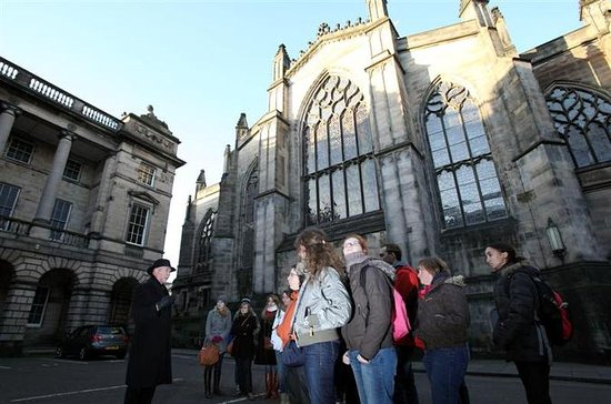 Edinburgh Historical Walking Tour...