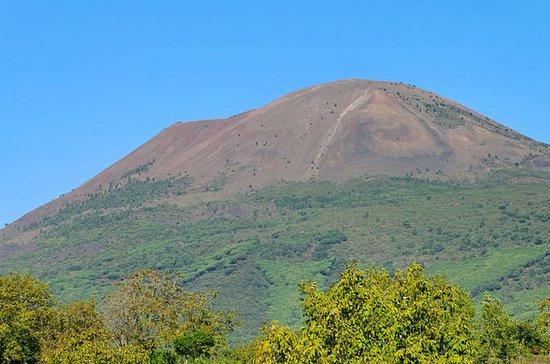 Viagem de meio dia ao Monte Vesúvio...