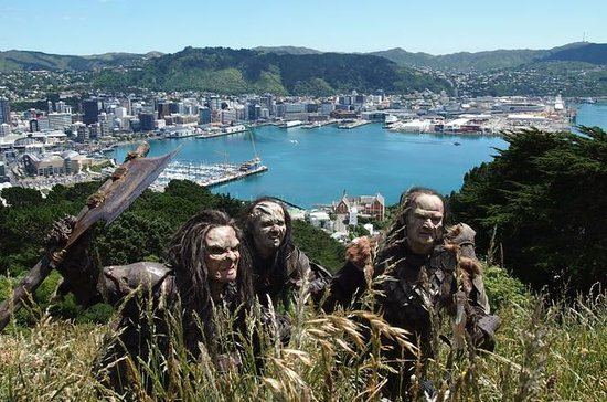 Wellington's Lord of the Rings...
