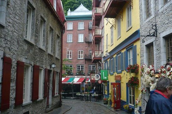 Privat tur: Quebec City Walking Tour