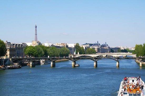 Bootsfahrt auf der Seine und dem...