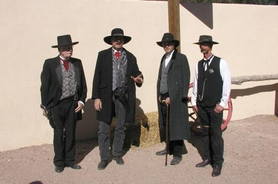 Day trip to Tombstone Arizona and San...