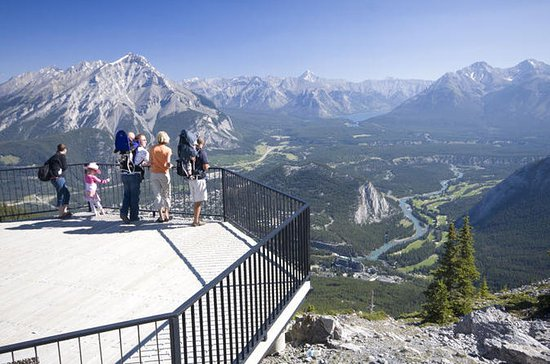 Escapada de un día a Banff desde...