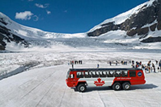 Columbia Icefield Tour including the...