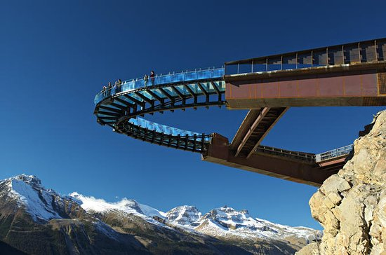 Glacier Skywalk Admission