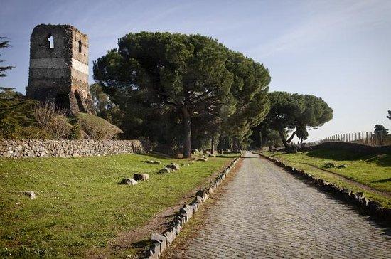 Katakomben und Stadtrand von Rom...