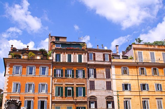 Trastevere and Rome's Jewish Ghetto...