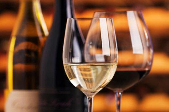 Wandeling met wijnproeverij op de ...
