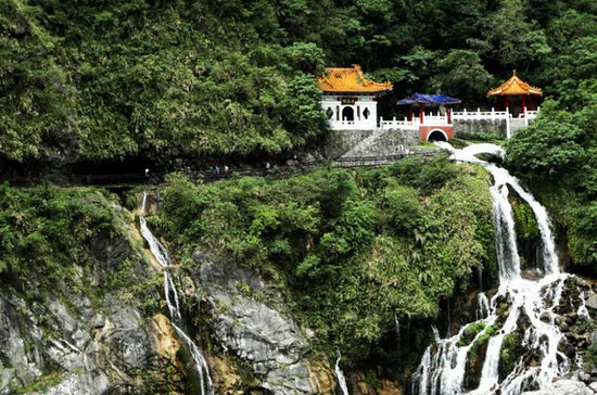Taroko Gorge Full-Day Tour från Taipei