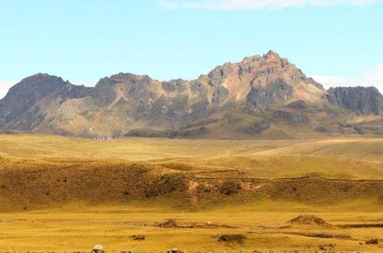 Excursão de 2 dias à Avenida dos Vulcões e Baños saindo de Quito