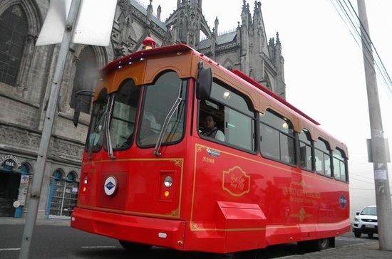 Recorrido por la ciudad de Quito de...