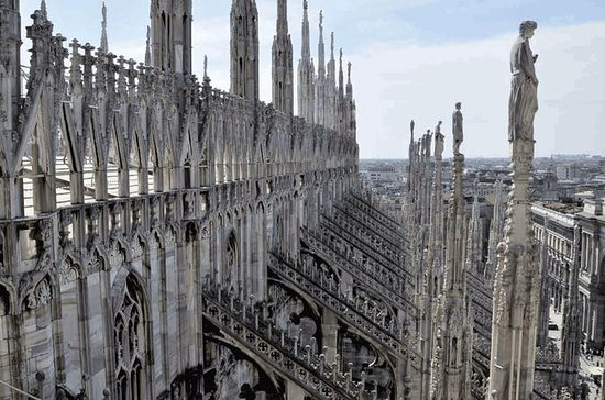 Milan Duomo Skip-the-Line Tour with...
