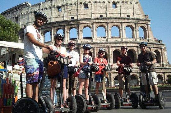 Tour de Roma en Segway
