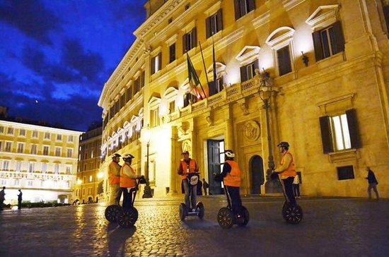 Roma Night Segway Tour