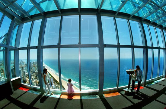 Gold Coast SkyPoint Observation Deck...