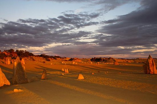 Pinnacles Desert, New Norcia and...
