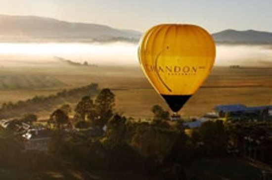 Yarra Valley Balloon Flight and...