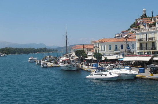 Greece Hydra, Poros, and Egina Cruise...