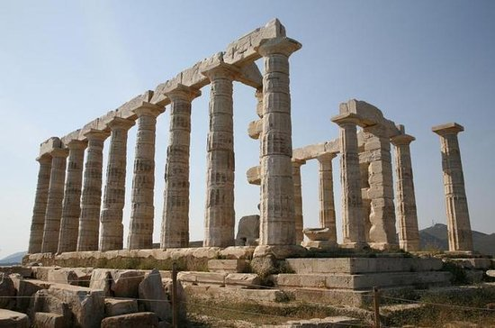 Cape Sounion and Temple of Poseidon...