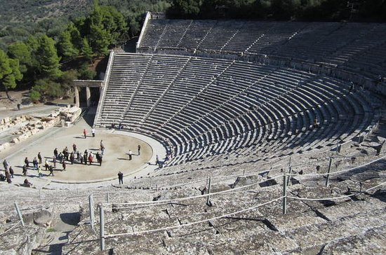 Greece 3-Day: Epidaurus, Mycenae...