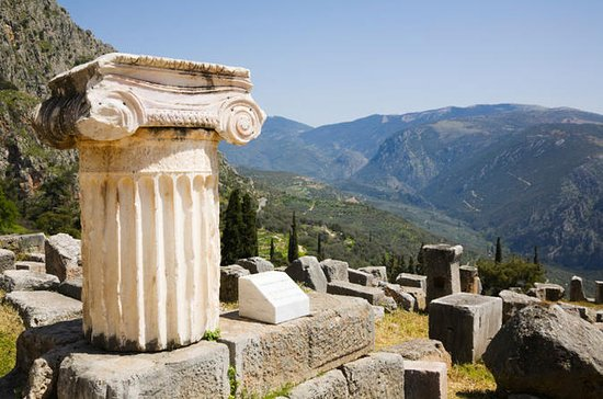 Greece 4-Day Tour Epidaurus, Mycenae, Olympia, Delphi, Meteora