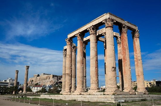Athens Sightseeing Tour plus Delphi...