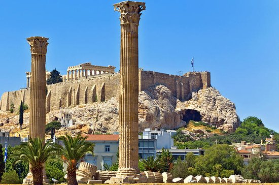 Athens City Tour with Acropolis, Parthenon, Plus Cape Sounion