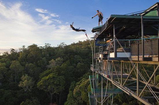 Cairns Bungy Jump e Minjin Swing