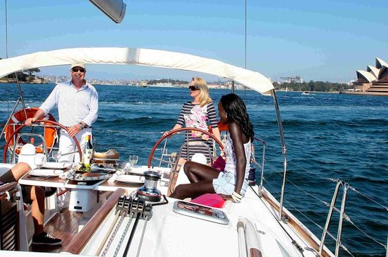 Sydney Harbour Luxury Sailing Trip...