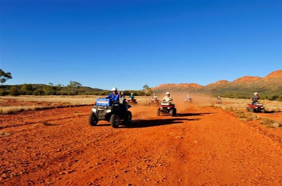 Alice Springs Quad Bike Undoolya...