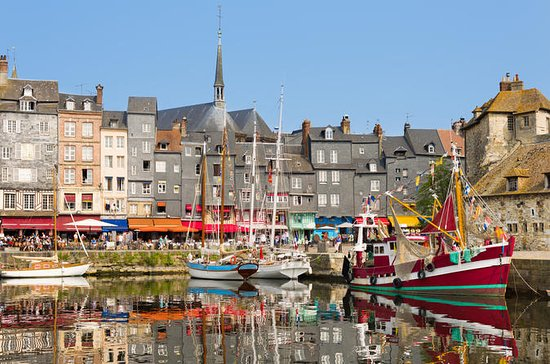 Private Tour: Honfleur, Deauville and ...