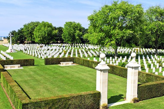 Normandy Battlefields Tour - Canadian...