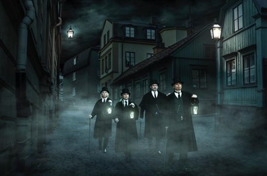 De originele Stockholm Ghost Walk en ...