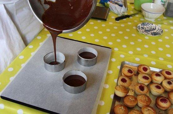 Cours de cuisine à Paris: desserts...