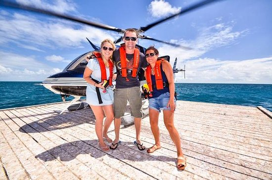 Great Barrier Reef Scenic Helicopter...