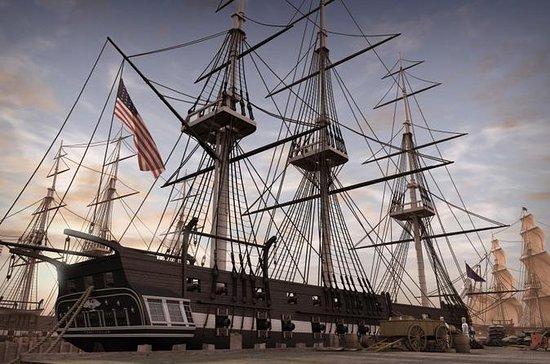 USS Constitution-Bootstour, Boston