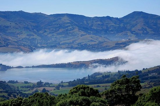 Akaroa Harbour and Banks Peninsula ...