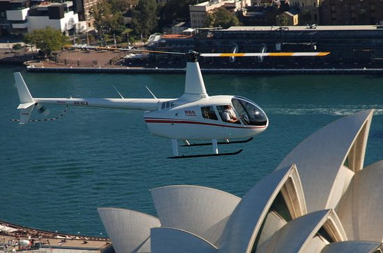 Private Tour: Sydney Helicopter...
