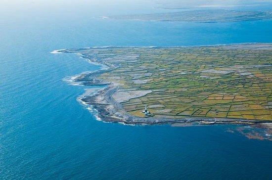 Rundflug über die Aran-Inseln und...