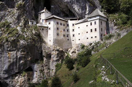 Postojna Caves and Predjama Castle...