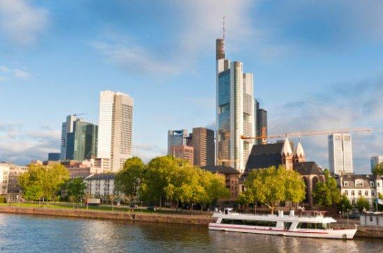 Crociera panoramica di Francoforte